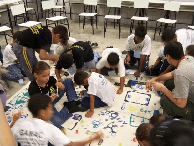 A escolarização e socialização da criança