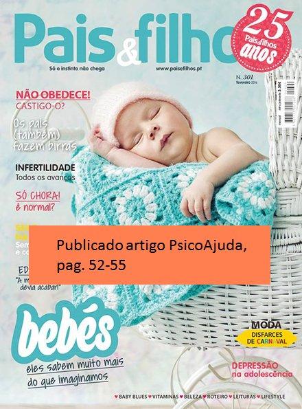 Artigo Pais&Filhos - Elogio com peso e medida