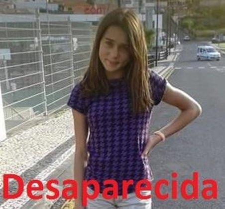 Jovem desaparecida