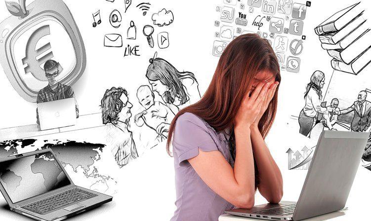 Poderá sofrer de Burnout