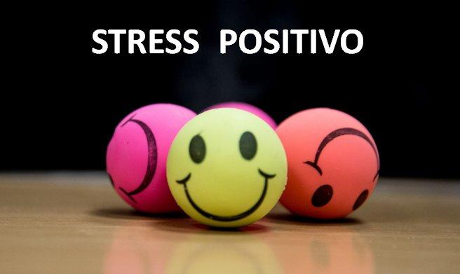 Stress positivo, só depende da sua atitude