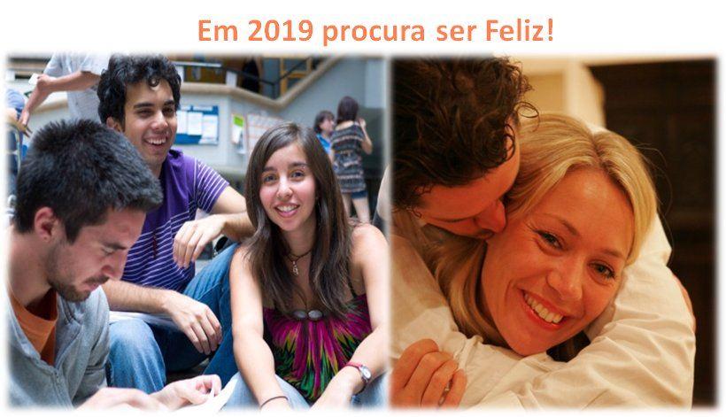 Psicologia positiva, para que em 2019 seja mais Feliz!