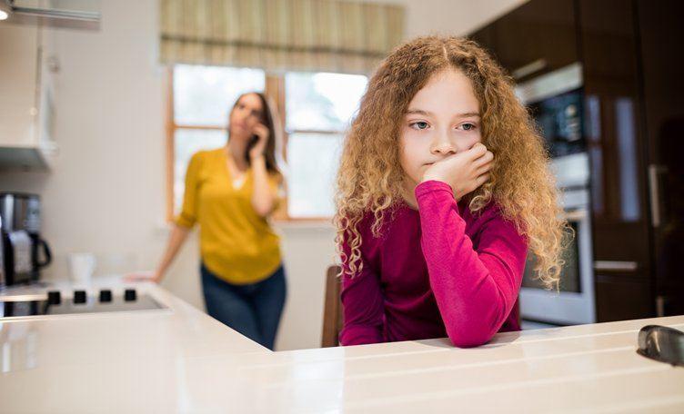 Como os filhos veem os pais